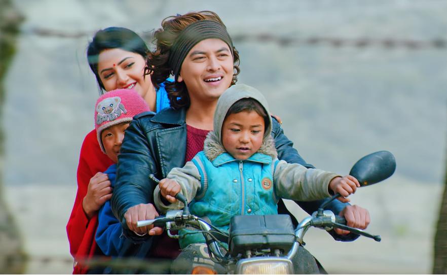 यस्तो बन्यो फिल्म 'वीर विक्रम–२' को ट्रेलर (भिडियो)