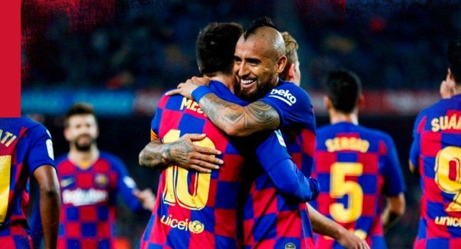 लेगानेसविरुद्ध खेल्ने बार्सिलोनाको प्लेइङ–११ घोषणा