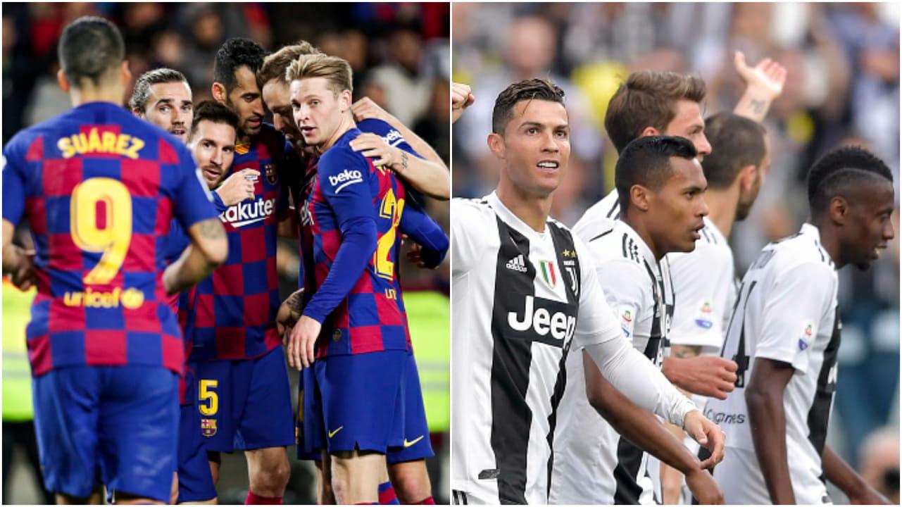 बार्सिलोना विश्वकै धनी क्लब : रोनाल्डोका कारण युभेन्टस पहिलोपटक धनी क्लबको सूचीमा