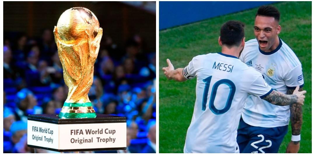 मार्टिनेज भन्छन्– 'म मेस्सीलाई विश्वकप जिताउन चाहन्छु'