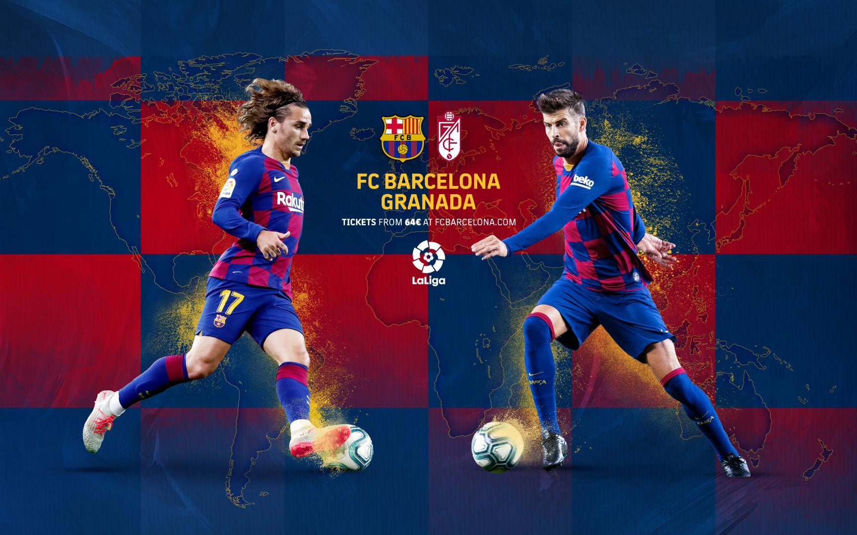 नयाँ प्रशिक्षकको नेतृत्वमा बार्सिलोना पहिलो खेल खेल्दै : ग्रानाडासँग बदला लिने मौका !