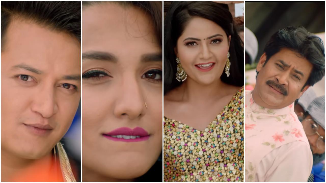यस्तो बन्यो फिल्म 'लक्का जवान' को शीर्ष गीतको भिडियो