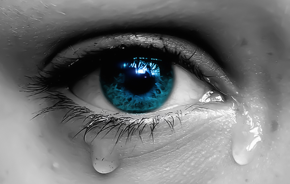 यसकारण आउँछ हाम्रो आँखाबाट आँसु