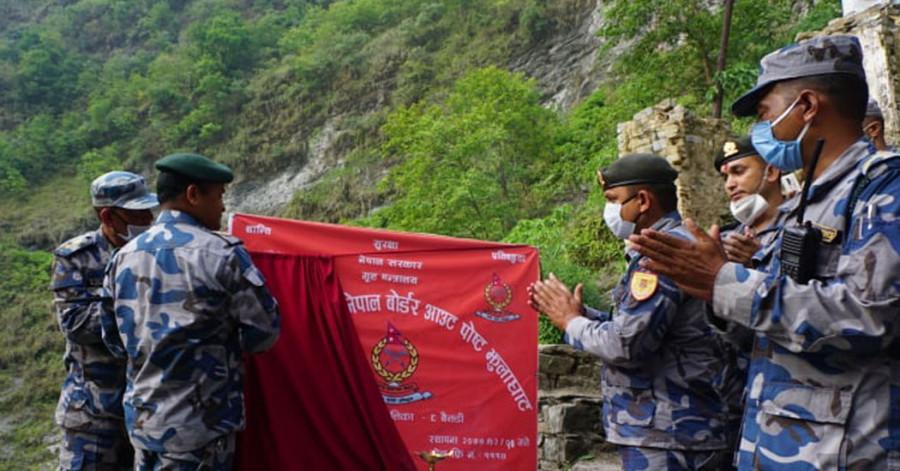 भारत–चीनसँगको सीमाका थप ८९ ठाउँमा सुरक्षाकर्मी राख्न धमाधम काम हुँदै