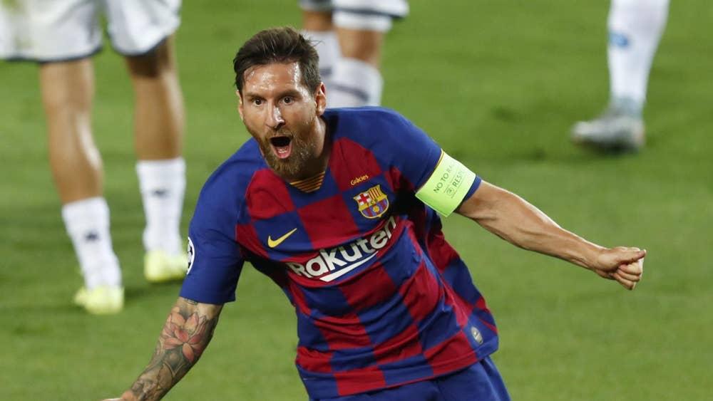 नापोलीलाई हराउँदै बार्सिलोना च्याम्पियन्स लिगको क्वार्टरफाइनलमा