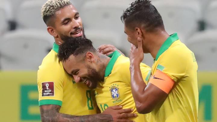 कतार विश्वकप छनौट : बोलिभियाको पोस्टमा ब्राजिलद्वारा गोलको वर्षा