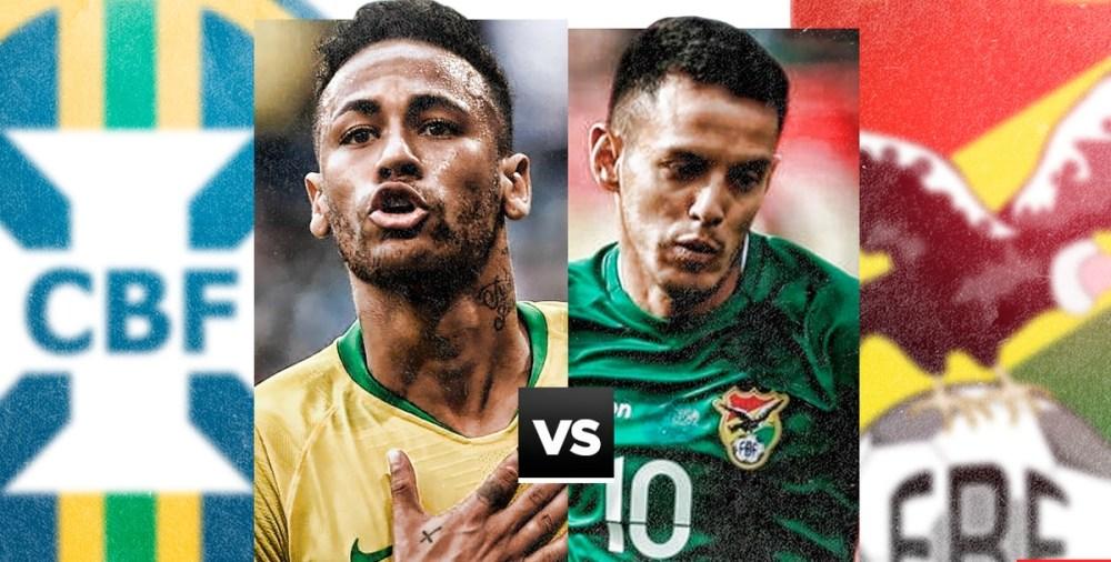 कतार विश्वकप छनौट : ब्राजिल पहिलो खेलमा बोलिभियासँग भिड्दै