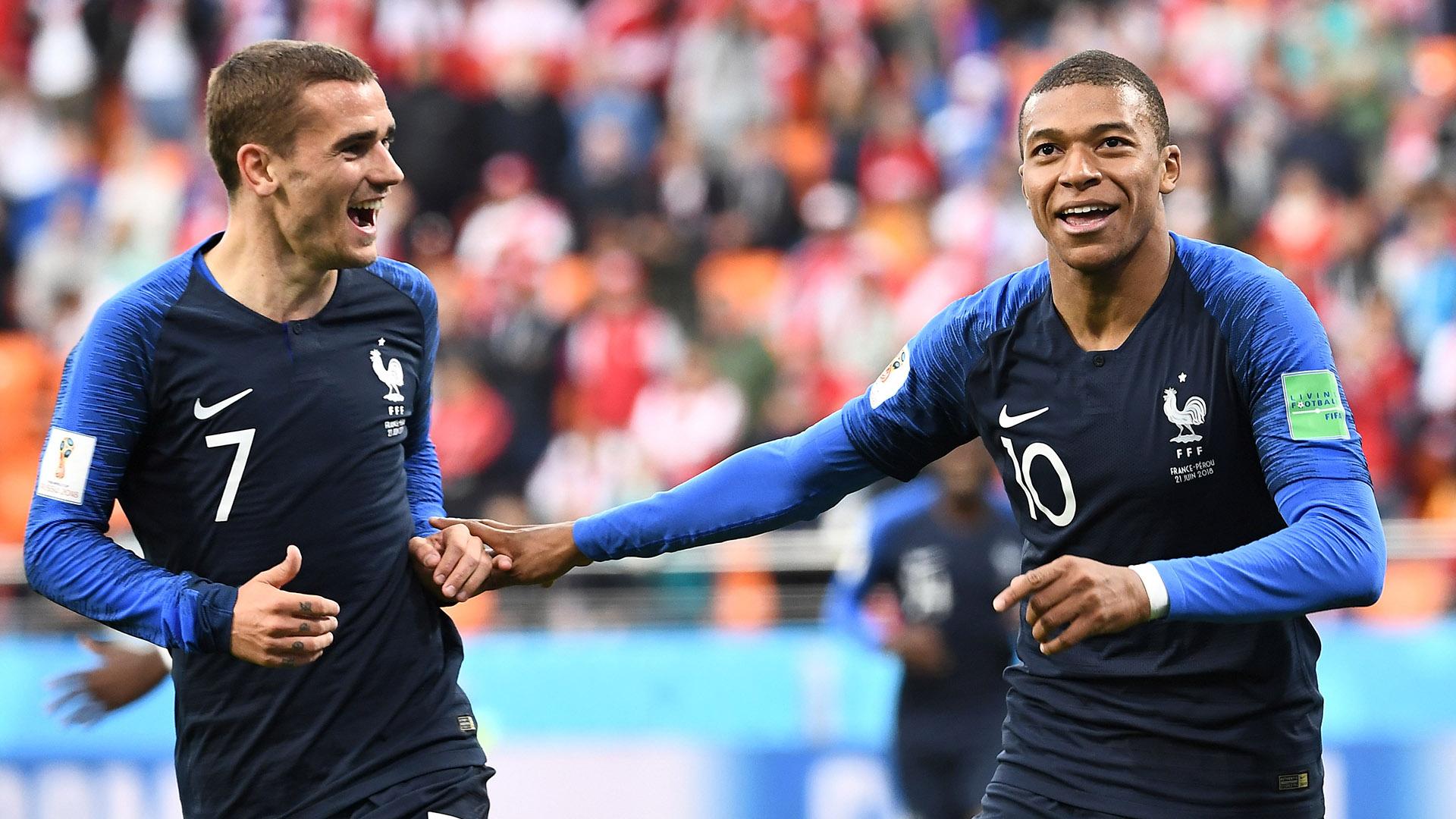 क्रोएसिया र पोर्चुगलविरुद्ध खेल्ने फ्रान्सको टोली घोषणा